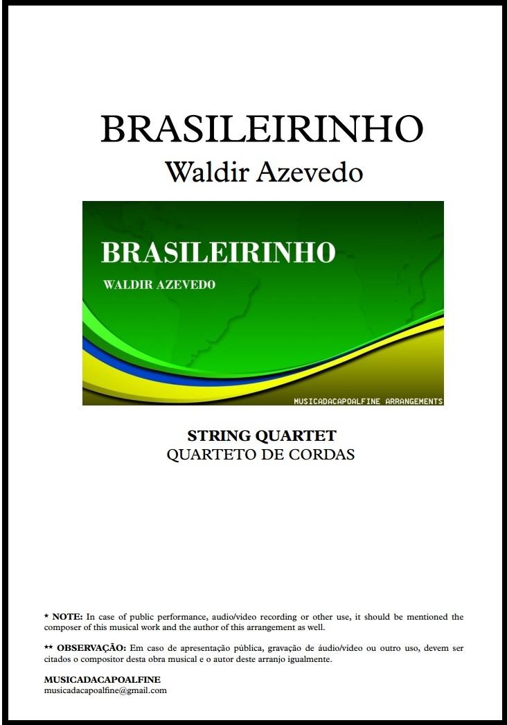 BRASILEIRINHO BAIXAR WALDIR AZEVEDO