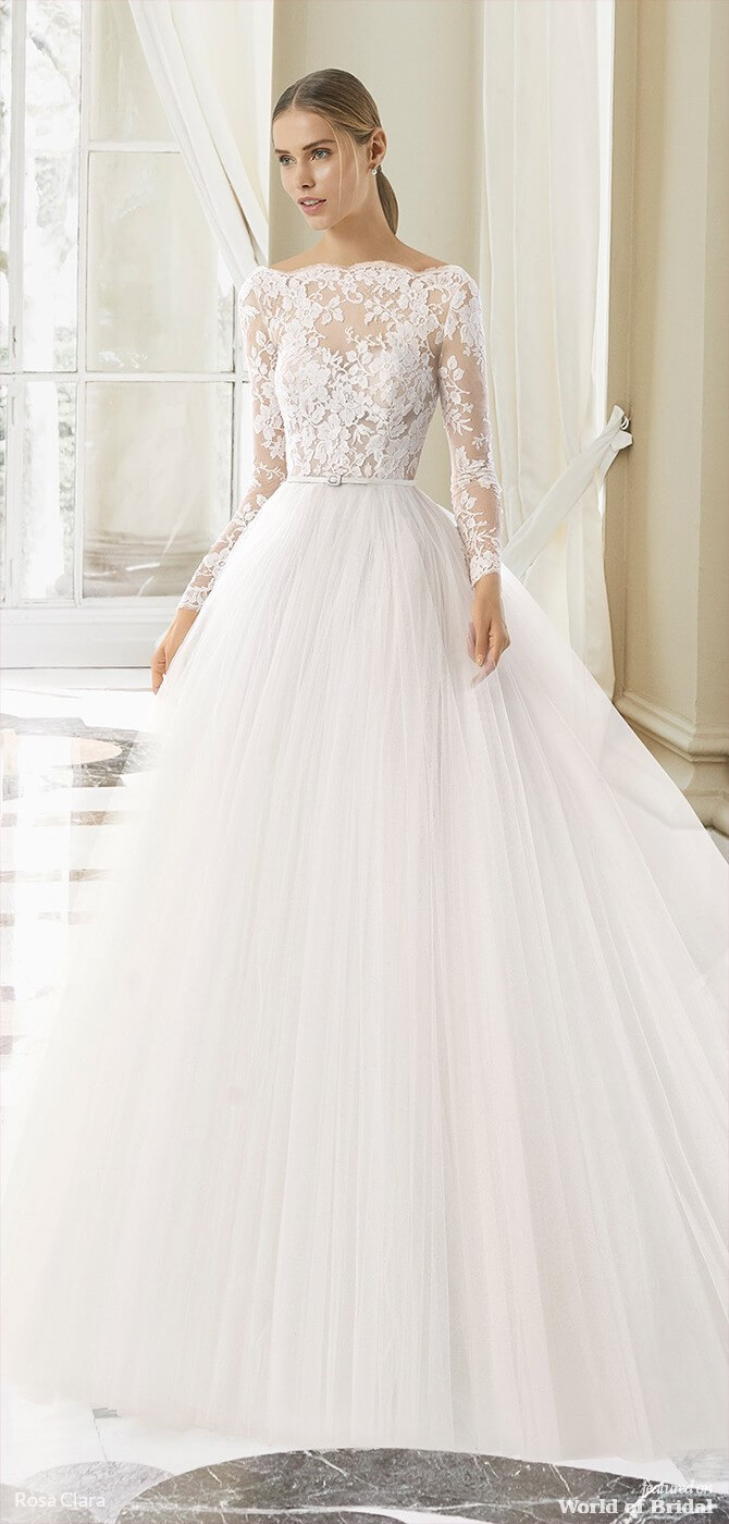 Rosa Clara 2019 Couture Wedding Dresses World Of Bridal