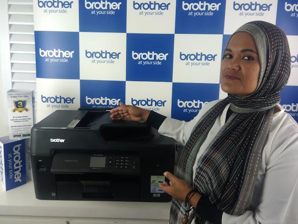 Antara Inkjet Printer Brother dan Peluang Usaha