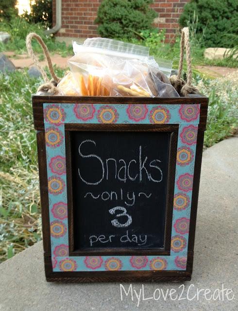 MyLove2Create, The Snack Crate