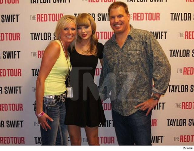 """Revelan foto del """"asalto sexual"""" de Taylor Swift por un ex-locutor"""