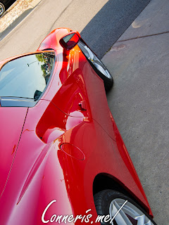 Ferrari 488 GTB Rear Angle