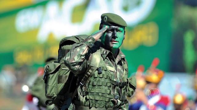 Comando da 6ª Região Militar do Exército abre vagas para Bahia e Sergipe