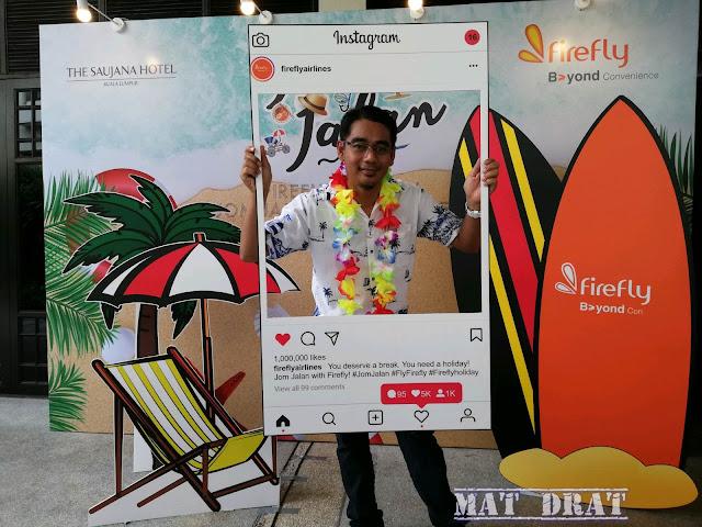 Firefly Airlines : Jom Jalan bersama Firefly Holiday