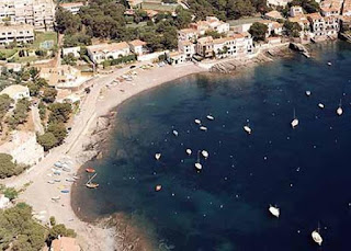 Playa Port D´Alguer,Dadaqués
