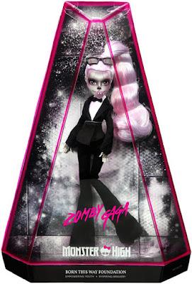JUGUETES - MONSTER HIGH  Zomby Gaga : Muñeca  Producto Oficial 2016 | Mattel FCD09 | Muñeca de colección  Comprar en Amazon España
