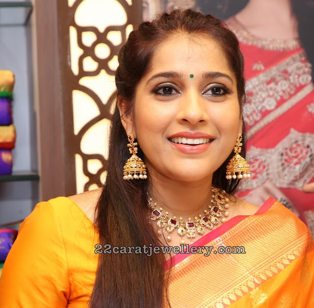 Rashmi Gautham Diamond Necklace