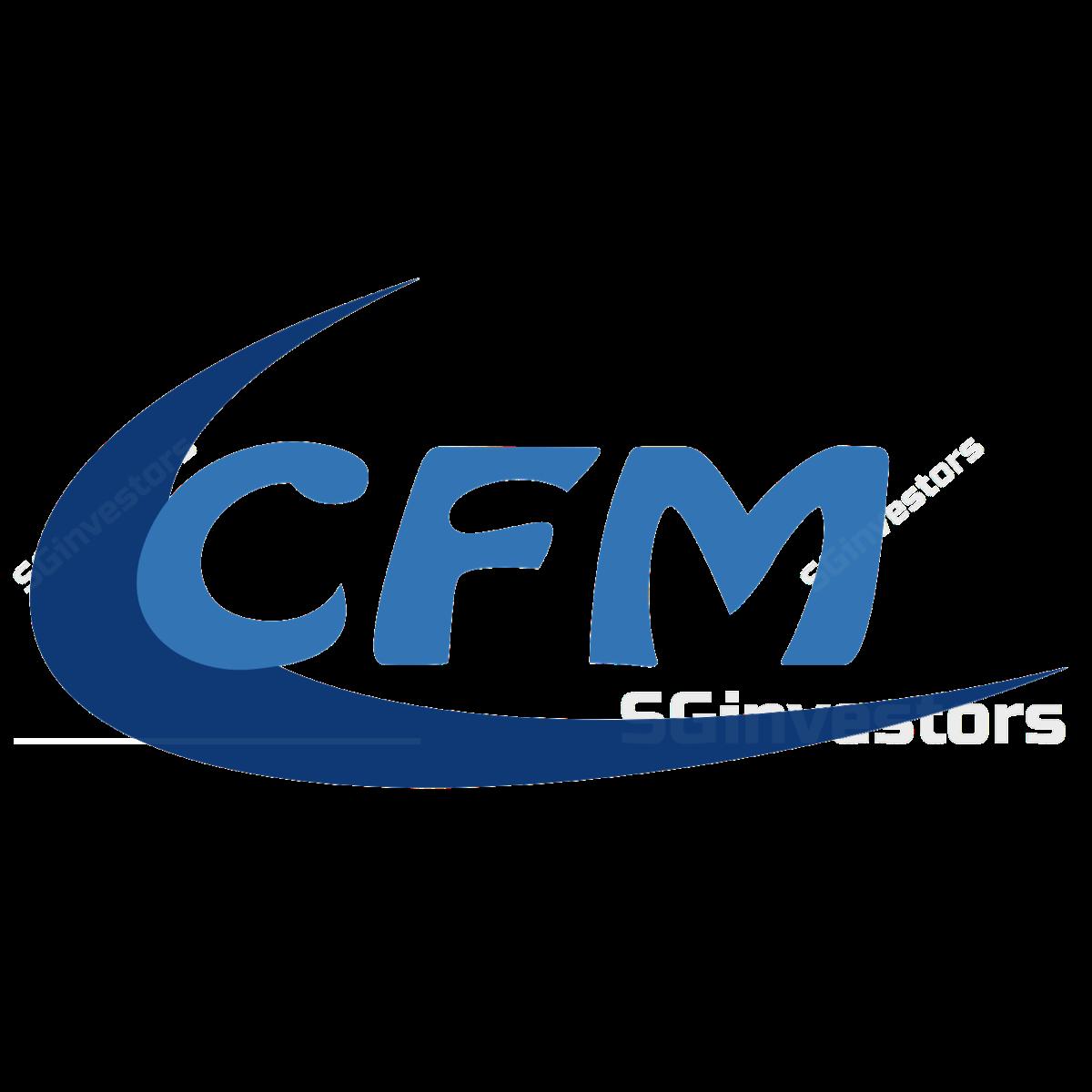 CFM HOLDINGS LIMITED (SGX:5EB) @ SGinvestors.io