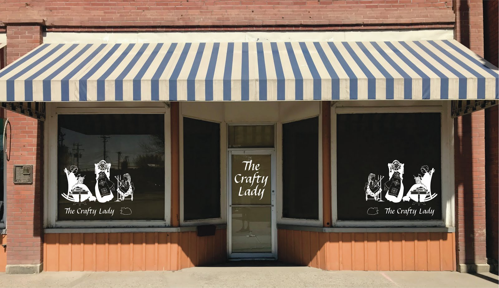 The Crafty Lady Website