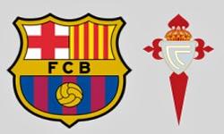 مشاهدة مباراة برشلونة وسيلتا فيغو بث مباشر 26-3-2014 الدوري الأسباني