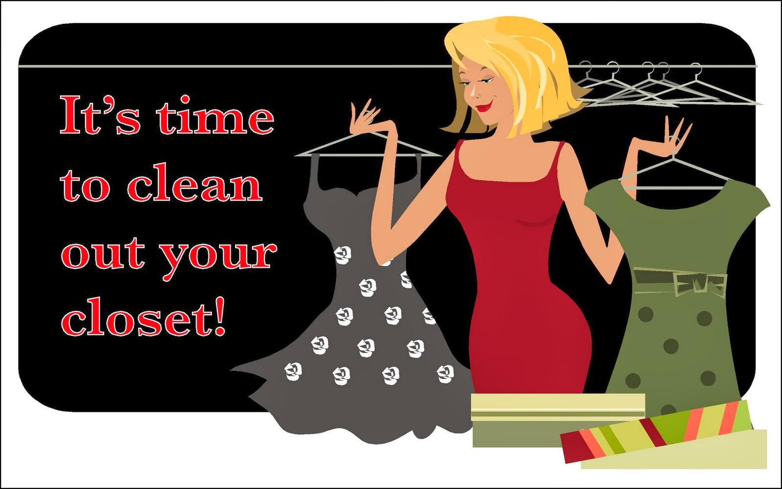 D licious a ffairs cleaning out my closet - Cleaning out your closet ...