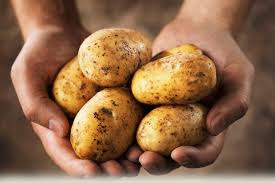 Prices of potatoes and big onions drastically slashed