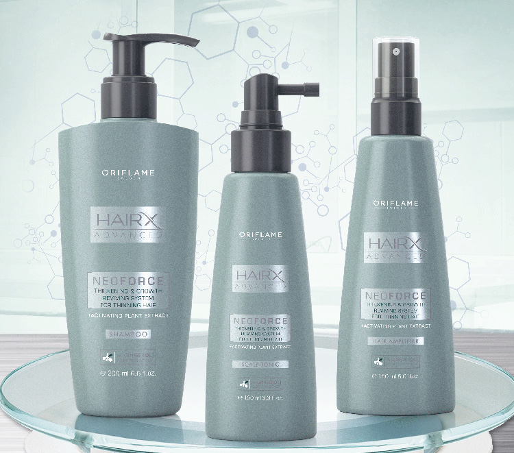 Neoforce HairX Advanced da Oriflame