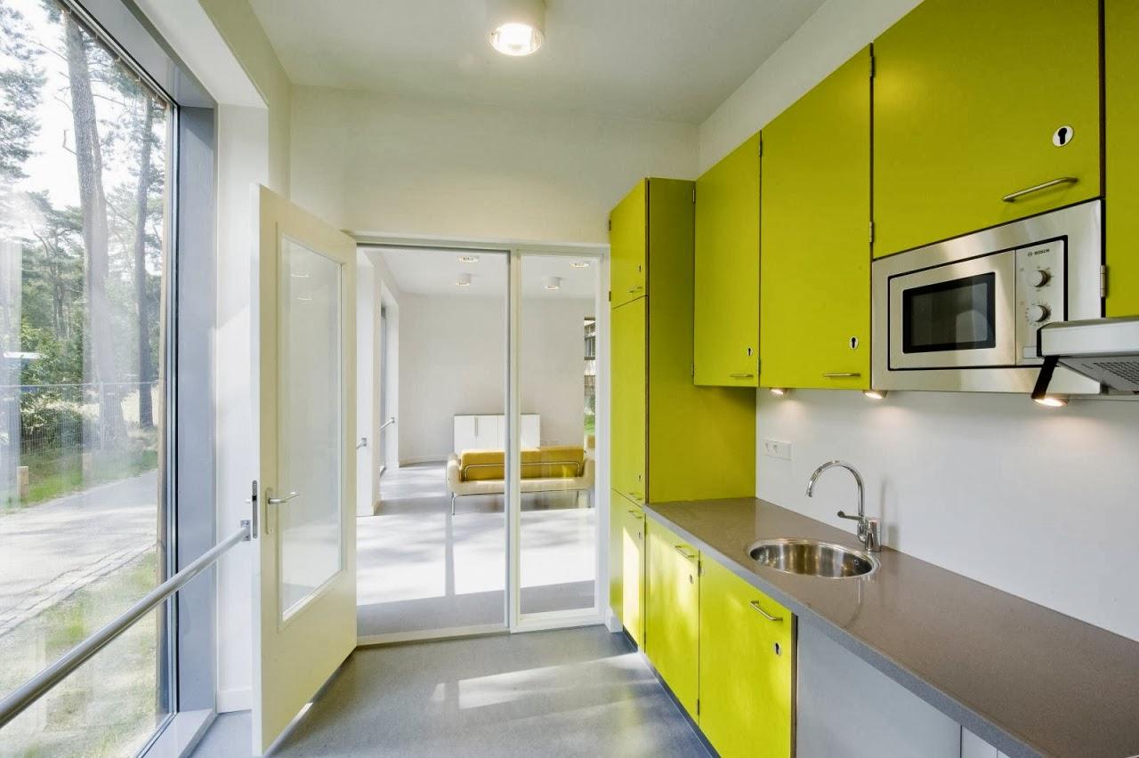 Muebles de cocina especiales para uso intensivo  Cocinas