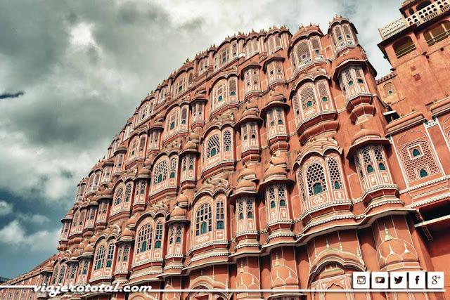 Hawa Mahal, Jaipur, India
