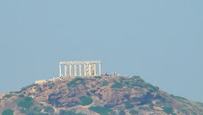 Temple de Poseidon au cap Sounion