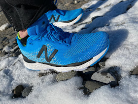 Road Trail Run: New Balance Fresh Foam 880v10 Initial Run ...