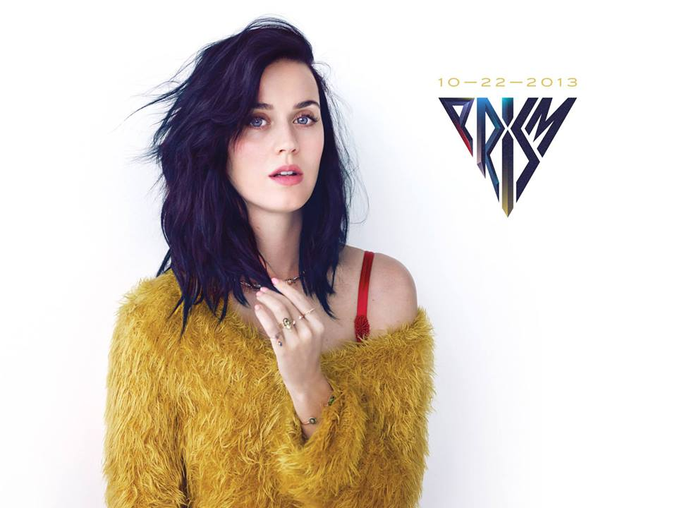 Katy Perry Prism Cover