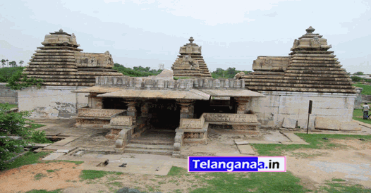 Chaya Someswara Swamy Temple in Telangana
