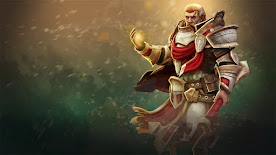 Omniknight DOTA 2 Wallpapers Fondo