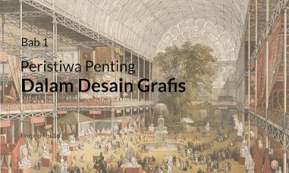 Peristiwa Penting Dalam Sejarah Desain Grafis