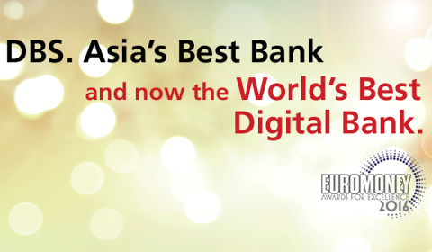 DBS. World's Best Digital Bank