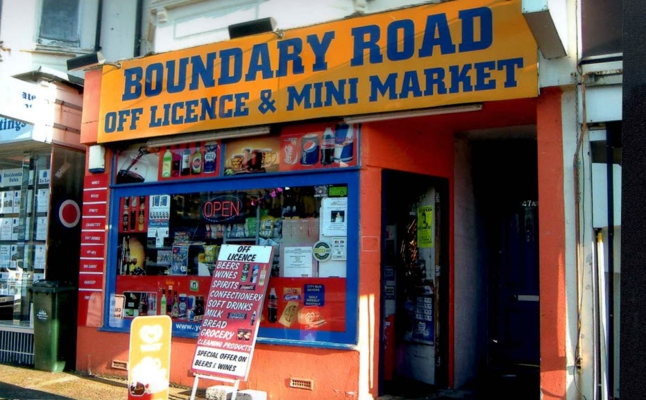 Hove in the Past: Boundary Road, Hove