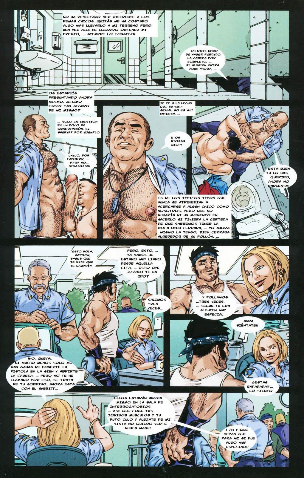 portugues porn gay em Porky comic brasil
