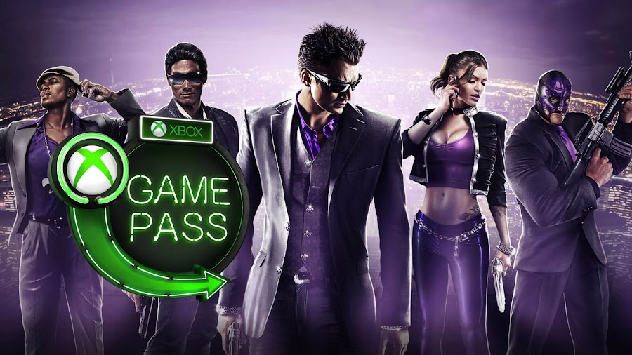xbox game pass 2019 saints row the third