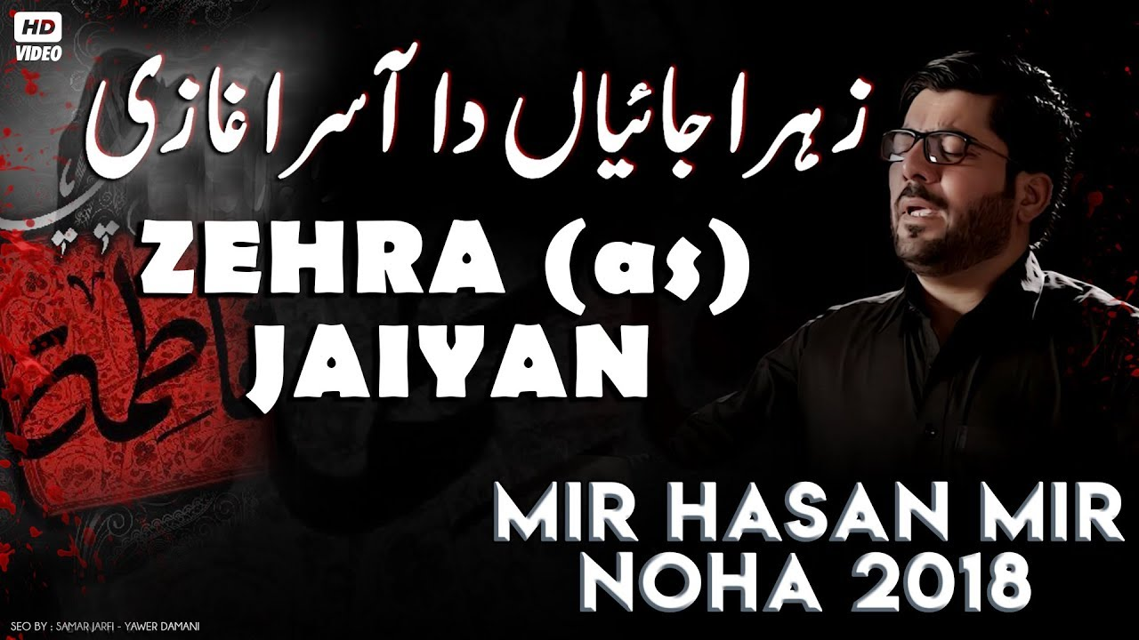 Mir Hassan Mir Noha — Smarthouse