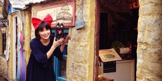Kiki la Petite Sorcière, Ghibli, Actu Japon, Japon, Actu Ciné, Cinéma, Kyushu,