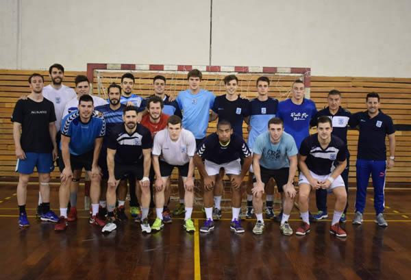 Argentina Cuatro Naciones Handball