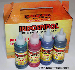 tinta whiteboard Indospidol 100 m
