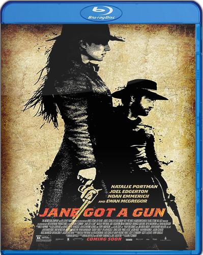 Jane Got A Gun [BD25] [2016] [Subtitulado]