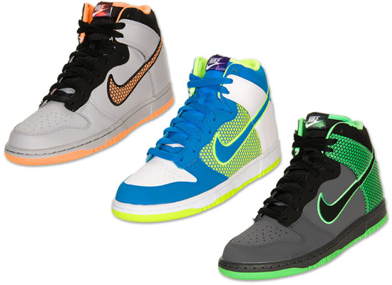 buy popular de80a 69c78 Along with the Nike Zoom Hyperflight Premium and the Nike Lunar Force 1  Leather, the Nike Dunk High is also represented in the