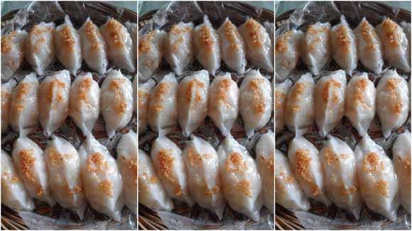 Resep Chai Kwe/Choipan by Ayen Wang. Ternyata Gampang Banget dan Enaaak Banget Bund, Kenyal