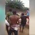 [VIDEO]Hausa Man Turns To A Cow  To Escape From Aba Youths