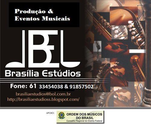 Brasília Estúdios - Produção e Eventos Musicais 251d81eae6eab