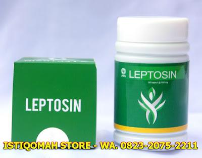 Leptosin Obat Penurun Berat Badan Alami Tanpa Efeksamping