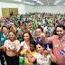 Sandra e Larissa anunciam apoio ao senador Garibaldi Filho