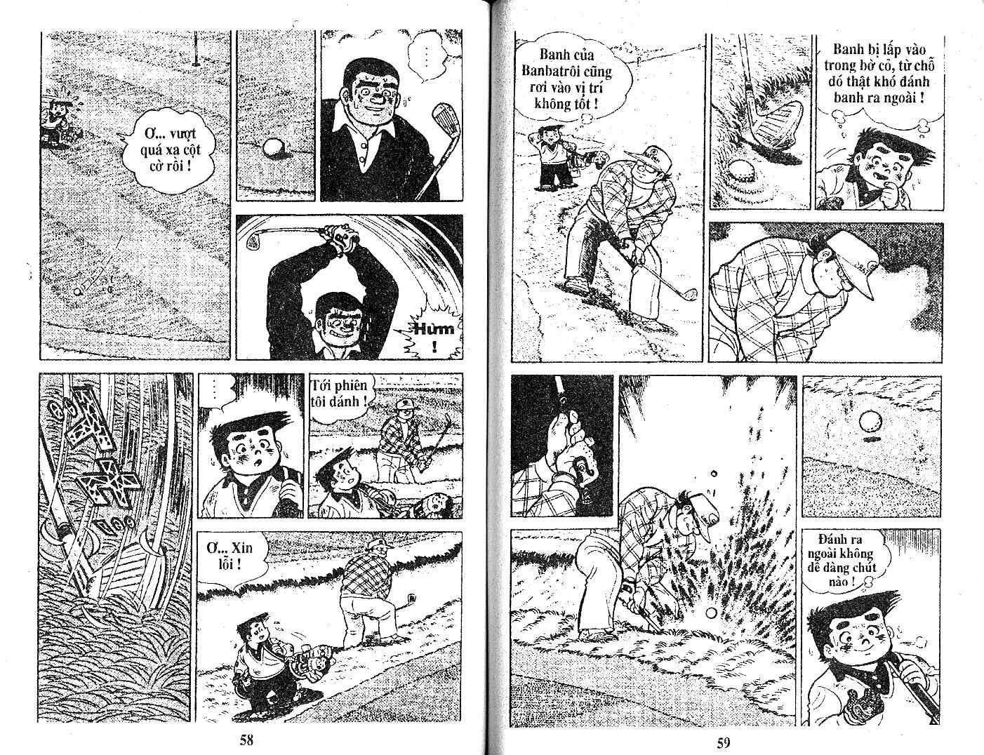 Ashita Tenki ni Naare chapter 18 trang 27