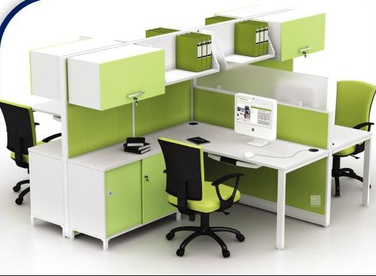Desain Ruang Kerja Unik