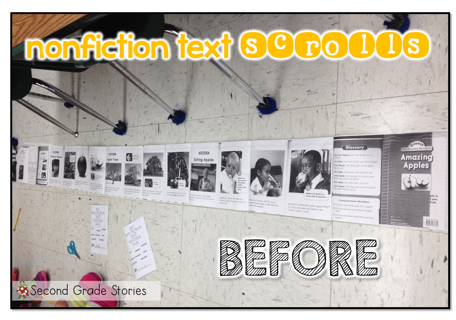 Text Mapping And Nonfiction Text Features