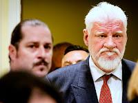 Inilah Balasan bagi Pembantai Ummat Islam di Bosnia, Eks Jenderal Kroasia Tewas Bunuh Diri di Persidangan!