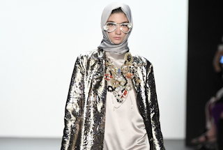 Celebrating Second Class Status of Women:  How This Muslim Designer Made History At New York Fashion Week
