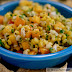 Fresh Peach and Corn Salsa
