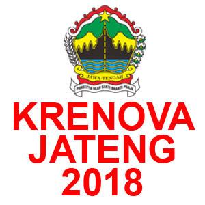 LOMBA KRENOVA JAWA TENGAH 2018
