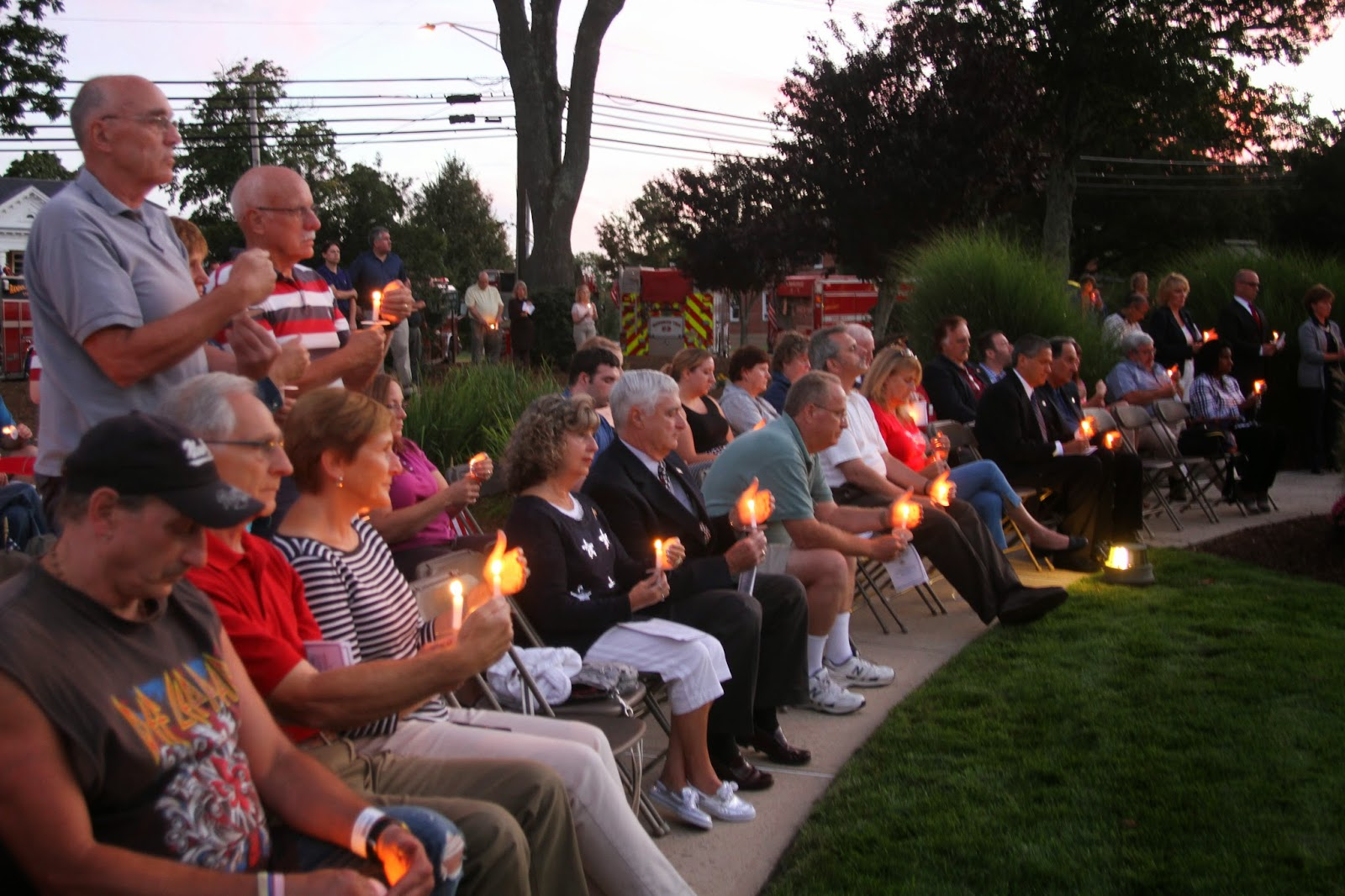 Morris County Remembers Those Lost on 9-11