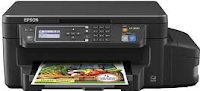 Epson EcoTank ET-3600 Driver Download