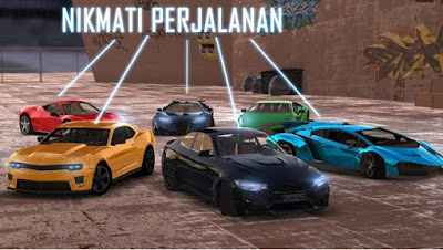 Real Cara Parking 2017 Mod Apk
